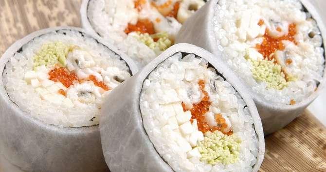 японская еды с доставкой по Киеву